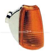 Blinkerglas, rechts, orange, passend für Polo 86C 2F