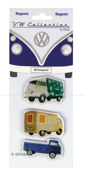 """Magnete VW Bulli Silhouette """"Transporter"""""""