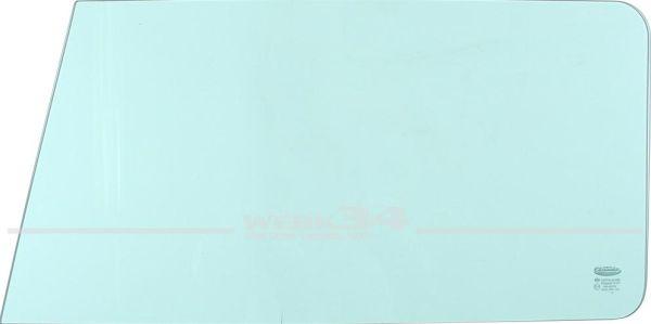 Seitenscheibe T3 hinten, feststehend, grün getönt, links/rechts, 10/84-07/92