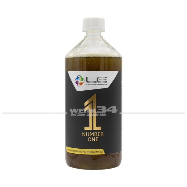 Liquid Elements Autoshampoo, No. 1 *Special Edition 1L