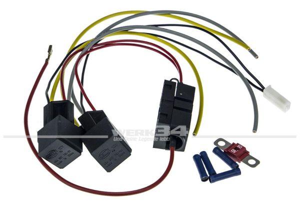 """Upgrade Kit """"Licht"""", passend für Bus T3 bis Baujahr 1985"""