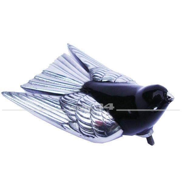 "Hauben Figur ""Silver Bird"""