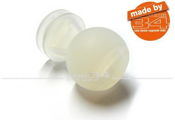 Schaltwinkel / Plastikball passend für T3 Bus ab 83