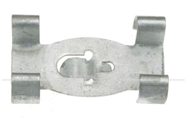 Klammer für Schwellerzierleiste Typ 3 bis 07/66,Orginalteil