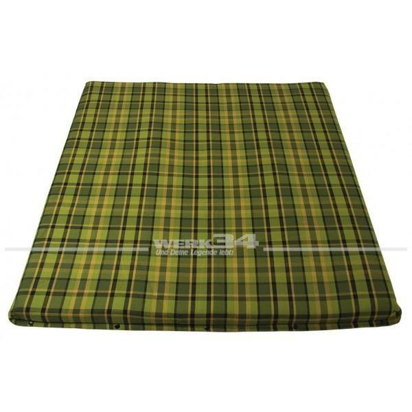 Bezug für Matratze im Schlafdach, groß, grün, passend für Westfalia T2B