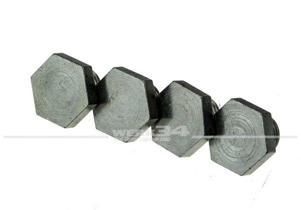Ölablassschraube, magnetisch, M14 x 1,5, 10 mm
