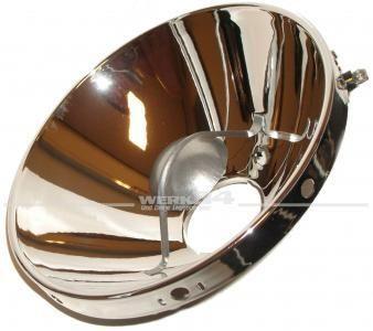 Reflektor für Bilux-Scheinwerfer, passend für Scheinwerfer von Bj 08/67-07/73
