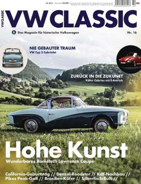 VW Classic 02/18
