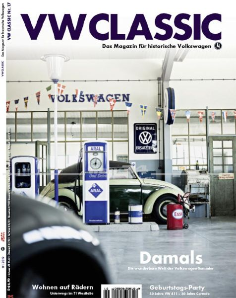 VW Classic 01/19