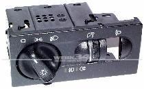 Schalter für Scheinwerfer mit Regler für Instrumentenbeleuchtung Golf III / Vento