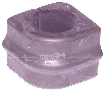 Gummi für Stabilisator, vorn, 23mm Durchmesser
