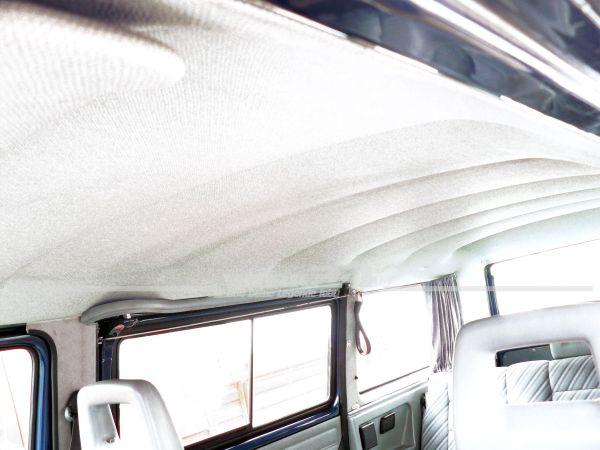 Innenhimmel in weiss, gelocht, für Fensterbus T3, z.B. Multivan etc.