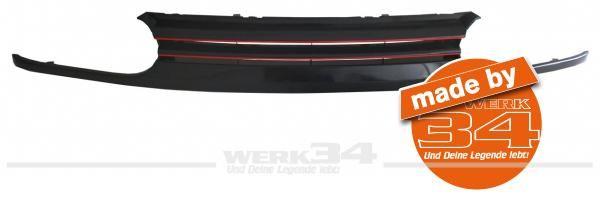 """Kühlergrill ohne Emblem, passend für Golf III """"GTI-Style"""""""