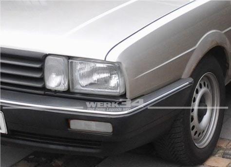 Blinkergläser weiß, passend für Passat 32B Facelift