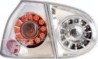 LED Rückleuchten Chrom Golf V