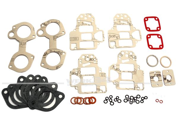 40 DCOE Weber Vergaser Reparatur Set