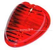 Glas für Herzchenleuchte, Nachfertigung aus Kunststoff