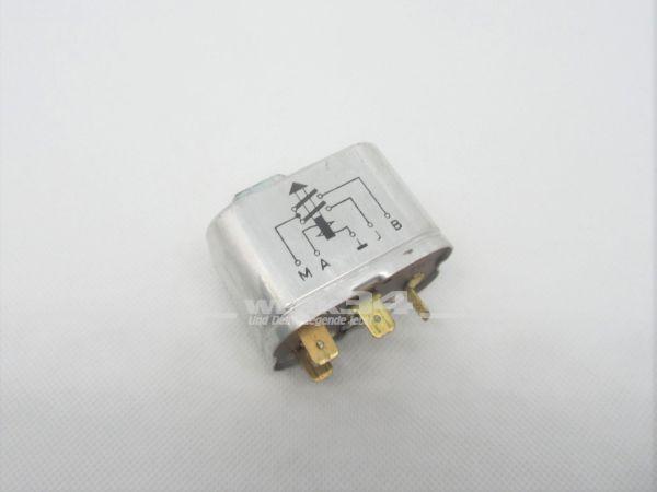 12 V Relais für Standheizung-Zeitschalter, passend für Typ 3 (08/66 bis 07/69)
